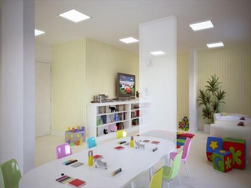 ref.: 1430500 - apartamento em praia grande, no bairro canto do forte - 2 dormitórios