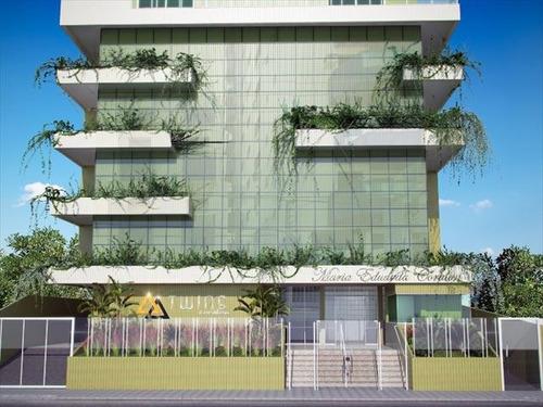 ref.: 1431000 - apartamento em praia grande, no bairro canto do forte - 2 dormitórios