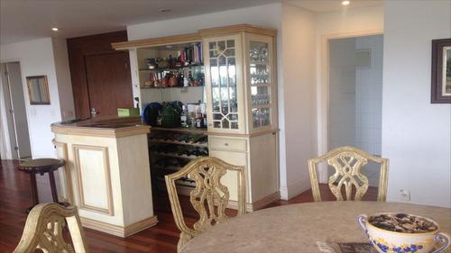 ref.: 14345 - apartamento em sao paulo, no bairro panamby - 3 dormitórios