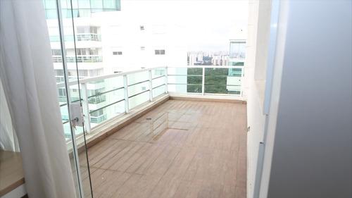 ref.: 14352 - apartamento em sao paulo, no bairro panamby - 4 dormitórios