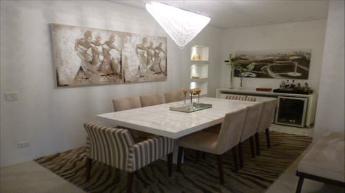 ref.: 14367 - casa condomínio fechado em sao paulo, no bairro morumbi - 3 dormitórios