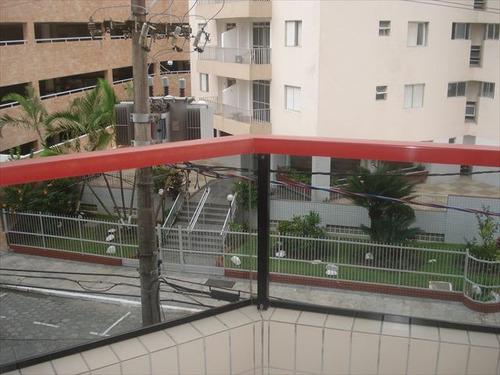 ref.: 1437 - apartamento em praia grande, no bairro guilhermina - 3 dormitórios