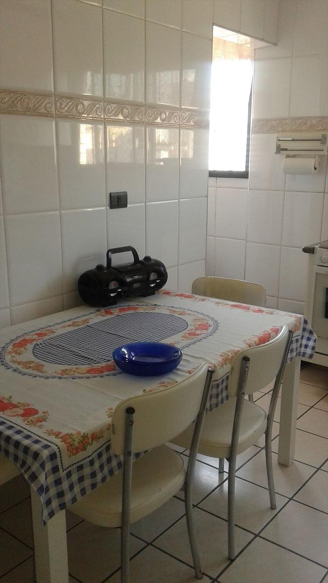 ref.: 144 - apartamento em praia grande, no bairro guilhermina - 2 dormitórios