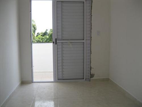 ref.: 1440800 - casa condomínio fechado em praia grande, no bairro sitio do campo - 2 dormitórios