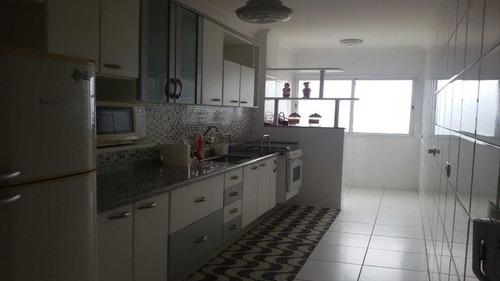 ref.: 1441 - apartamento em praia grande, no bairro vila tupi - 2 dormitórios