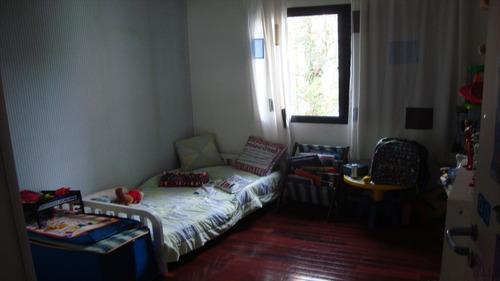 ref.: 14431 - apartamento em sao paulo, no bairro morumbi - 3 dormitórios