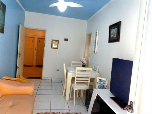 ref.: 1445 - apartamento em praia grande, no bairro aviacao - 1 dormitórios