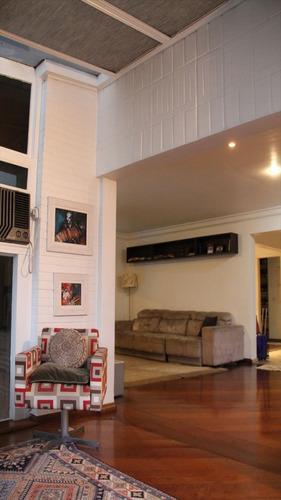 ref.: 14454 - apartamento em sao paulo, no bairro paraiso do morumbi - 4 dormitórios