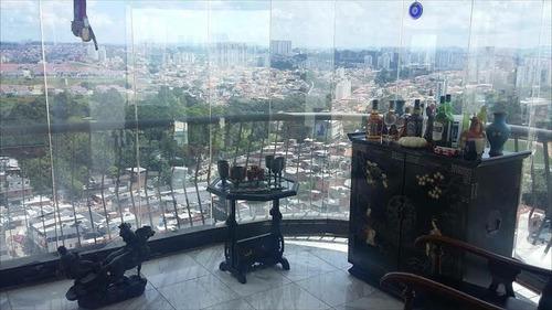 ref.: 14460 - apartamento em sao paulo, no bairro morumbi - 2 dormitórios
