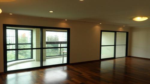 ref.: 14496 - apartamento em sao paulo, no bairro panamby - 3 dormitórios