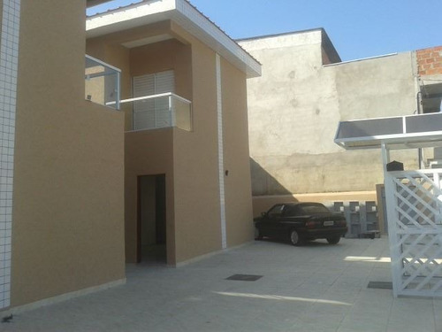 ref.: 1450700 - casa condomínio fechado em praia grande, no bairro gloria - 2 dormitórios