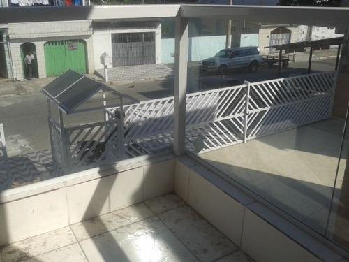 ref.: 1450800 - casa condomínio fechado em praia grande, no bairro gloria - 2 dormitórios