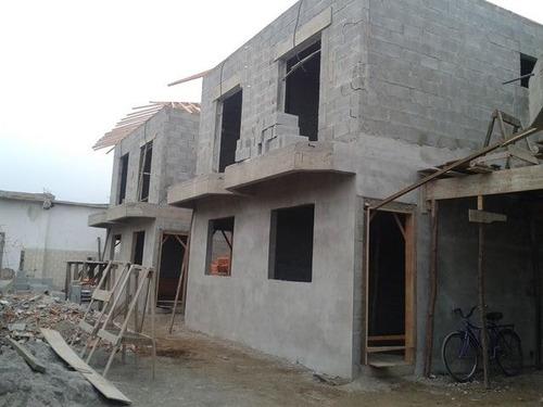 ref.: 1453100 - casa em praia grande, no bairro gloria - 2 dormitórios