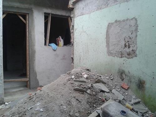 ref.: 1453200 - casa em praia grande, no bairro gloria - 2 dormitórios