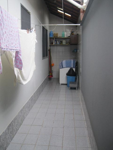 ref.: 1456900 - casa em praia grande, no bairro guilhermina - 2 dormitórios