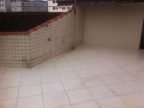 ref.: 1466000 - casa em praia grande, no bairro guilhermina - 3 dormitórios