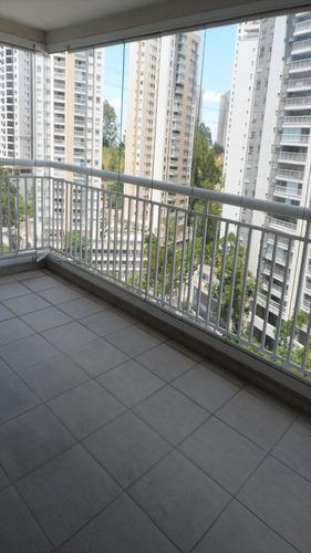 ref.: 14662 - apartamento em sao paulo, no bairro morumbi - 3 dormitórios