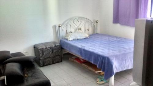 ref.: 1467 - apartamento em praia grande, no bairro vila guilhermina - 1 dormitórios