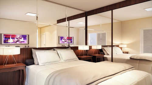 ref.: 1468 - apartamento em praia grande, no bairro canto do forte - 3 dormitórios
