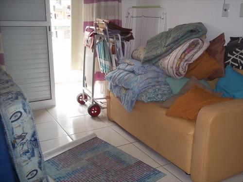 ref.: 1472300 - apartamento em praia grande, no bairro guilhermina - 2 dormitórios