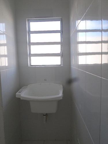 ref.: 1475 - casa condomínio fechado em praia grande, no bairro vila sonia - 2 dormitórios