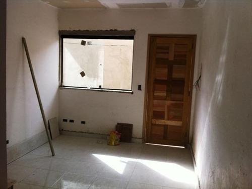 ref.: 1476600 - casa condomínio fechado em praia grande, no bairro caicara - 2 dormitórios