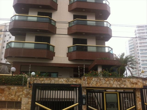 ref.: 1478400 - apartamento em praia grande, no bairro caicara - 1 dormitórios