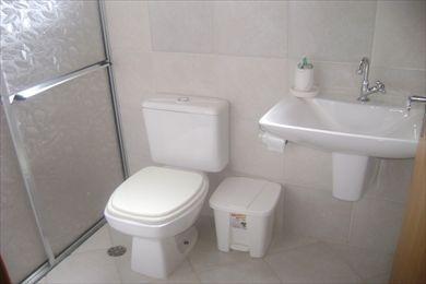 ref.: 148301 - casa condomínio fechado em mongagua, no bairro vila sao paulo - 3 dormitórios