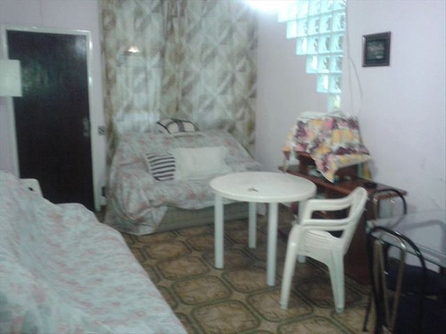 ref.: 148701 - casa em praia grande, no bairro canto do forte - 2 dormitórios