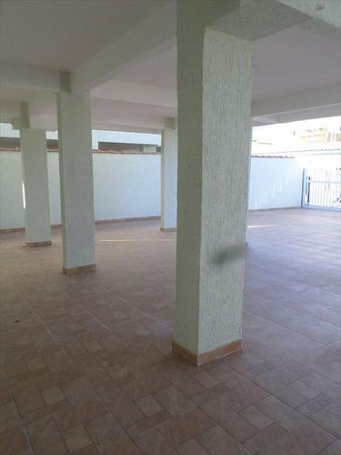 ref.: 1493 - casa condomínio fechado em praia grande, no bairro vila sonia - 2 dormitórios