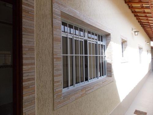 ref.: 149601 - casa em praia grande, no bairro maracana - 2 dormitórios