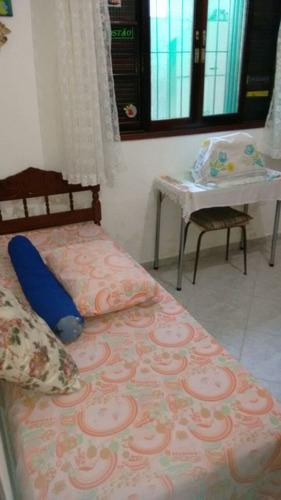 ref.: 1497 - casa em praia grande, no bairro cidade ocian - 3 dormitórios