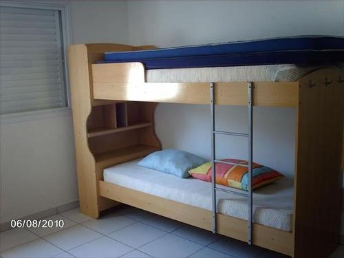 ref.: 149901 - casa em praia grande, no bairro ocian - 2 dormitórios