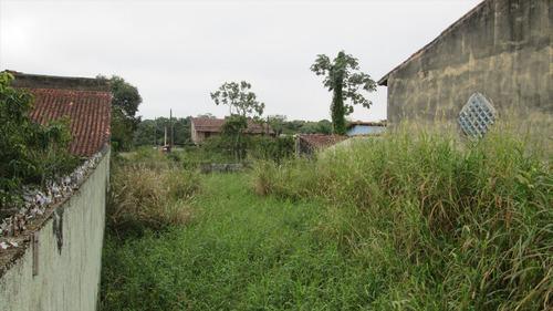 ref.: 150 - terreno em itanhaém, no bairro nova itanhaém