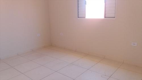 ref.: 1500 - casa em itanhaém, no bairro nova itanhaém - 2 dormitórios
