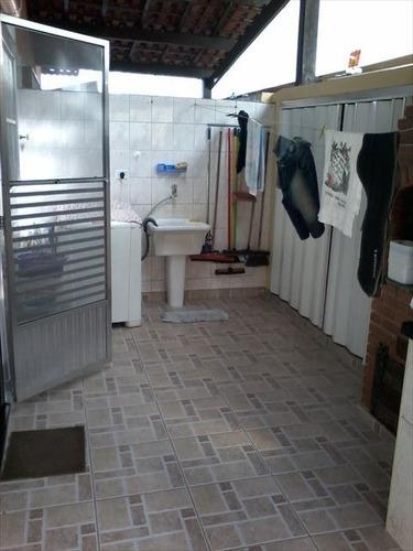 ref.: 1506100 - casa em praia grande, no bairro guilhermina - 2 dormitórios