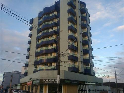 ref.: 151 - apartamento em praia grande, no bairro caicara - 2 dormitórios