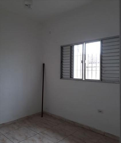 ref.: 1510700 - casa em praia grande, no bairro guilhermina - 2 dormitórios