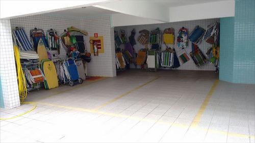 ref.: 1511 - apartamento em praia grande, no bairro vila guilhermina - 2 dormitórios