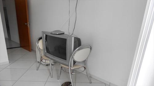 ref.: 1513 - apartamento em praia grande, no bairro vila guilhermina - 3 dormitórios
