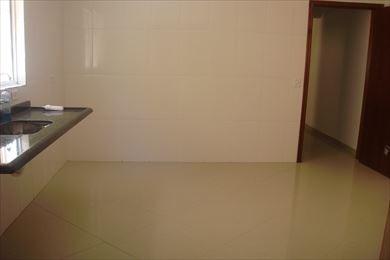 ref.: 151300 - casa em praia grande, no bairro vila guilhermina - 3 dormitórios