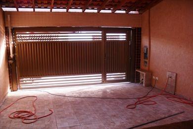 ref.: 151800 - casa em praia grande, no bairro vila guilhermina - 3 dormitórios