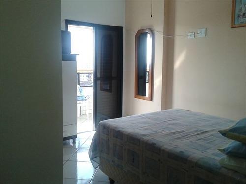 ref.: 151827100 - apartamento em praia grande, no bairro guilhermina - 2 dormitórios