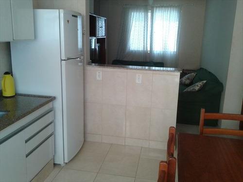 ref.: 151827900 - apartamento em praia grande, no bairro guilhermina - 2 dormitórios