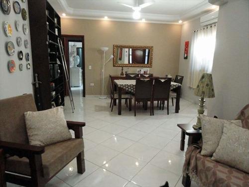 ref.: 151831900 - casa em praia grande, no bairro guilhermina - 3 dormitórios