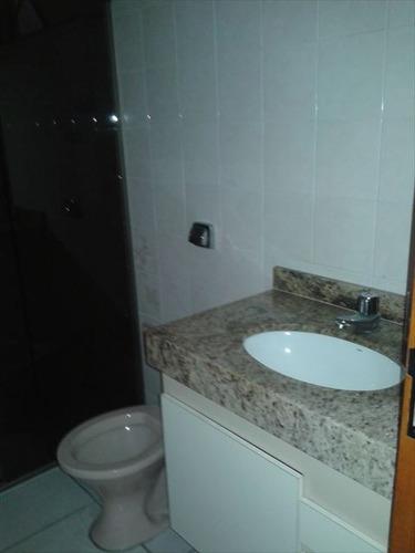 ref.: 151833800 - apartamento em praia grande, no bairro boqueirao - 2 dormitórios