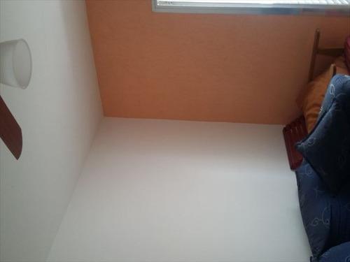 ref.: 151835900 - apartamento em praia grande, no bairro guilhermina - 1 dormitórios