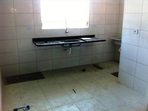 ref.: 151836800 - casa condomínio fechado em praia grande, no bairro melvi - 2 dormitórios