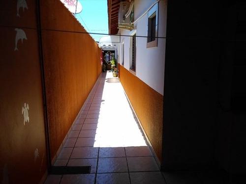 ref.: 151840900 - casa em praia grande, no bairro caicara - 3 dormitórios