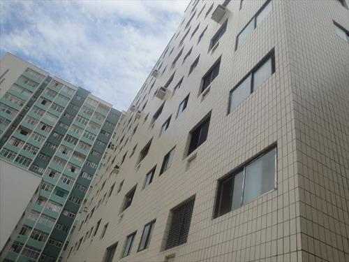 ref.: 151848000 - apartamento em praia grande, no bairro guilhermina - 1 dormitórios